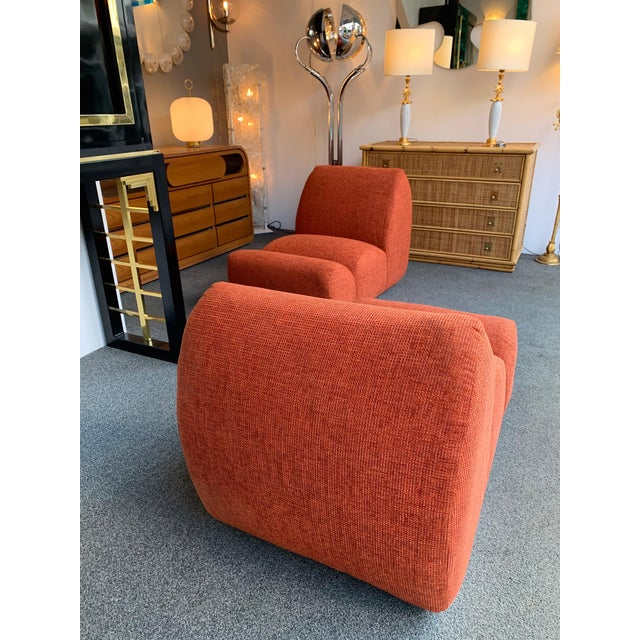 1970s Vintage Paloa Chairs by Emilio Guarnacci - a Pair For Sale - Image 9 of 11