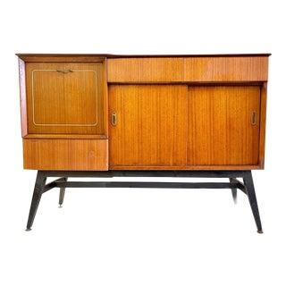 1970s Vintage Alfred Cox Mid-Century Sideboard For Sale