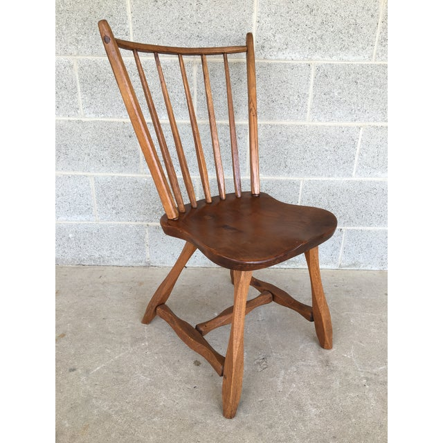 Hunt Country Furniture Birdcage Dining Chairs/Windsor Chairs - Set of 6 For Sale - Image 4 of 12