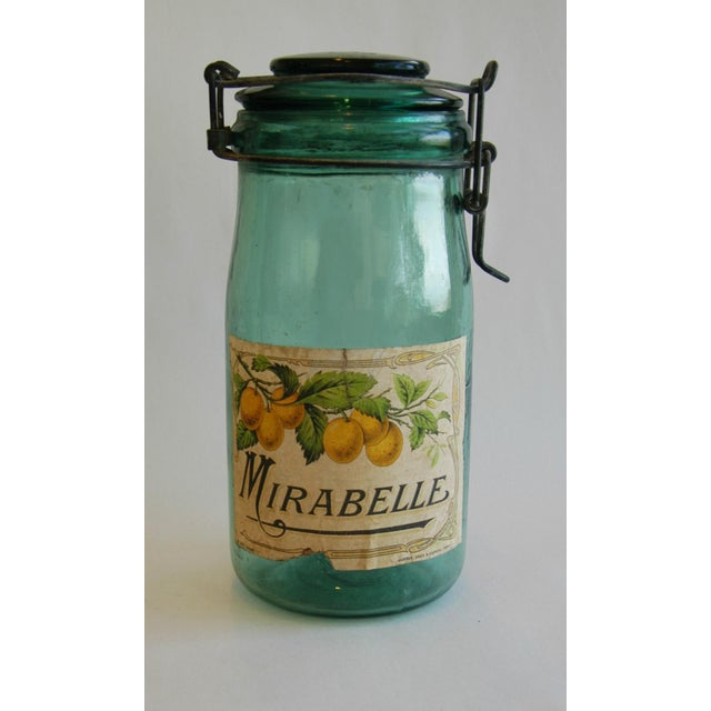 1930s French Canning Preserve Jars - Set of 3 - Image 6 of 8