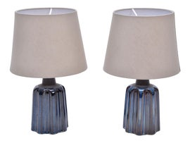 Image of Danish Modern Table Lamps