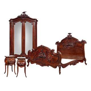 19th-century French Bedroom Suite