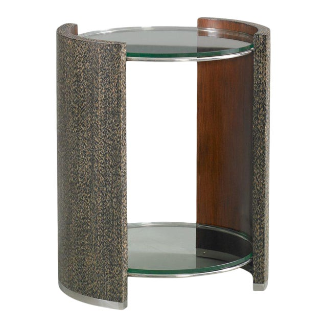 Gatsby Side Table from Kenneth Ludwig Chicago For Sale