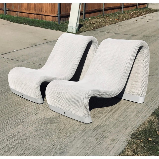 Sakura Narrow-Backed Armchairs- A Pair For Sale - Image 12 of 12