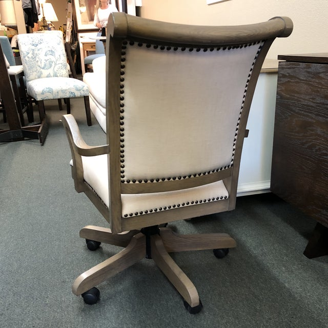 Cool Coventry Desk Chair By Riverside Furniture Home Interior And Landscaping Palasignezvosmurscom