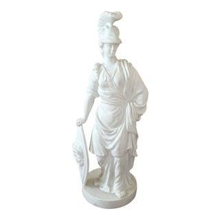 Chelsea House Porcelain Roman Figurine For Sale