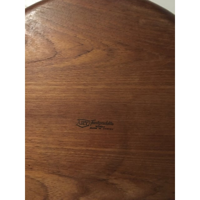 Ary Fanerprodukter Nybro Tray Table For Sale - Image 4 of 6