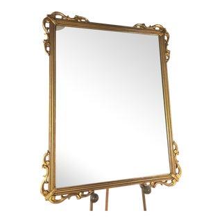 Gilt Regency Wall Mirror