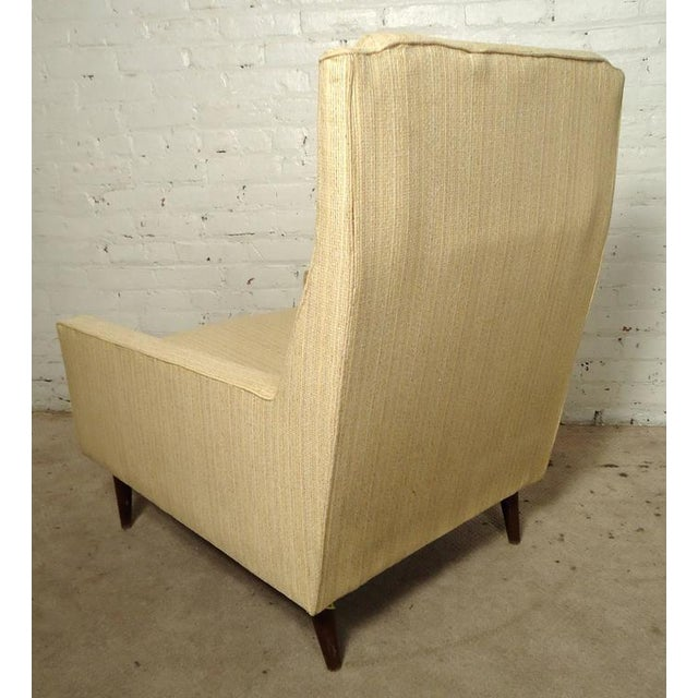 Mid-Century Modern Mid-Century Paul McCobb Style Lounge Chair For Sale - Image 3 of 7