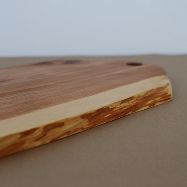 Cedar Wood Serving Board with Live Edge - Image 5 of 7