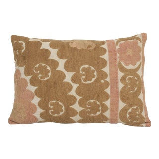 Vintage Samarkand Lumbar Pillow 104 For Sale