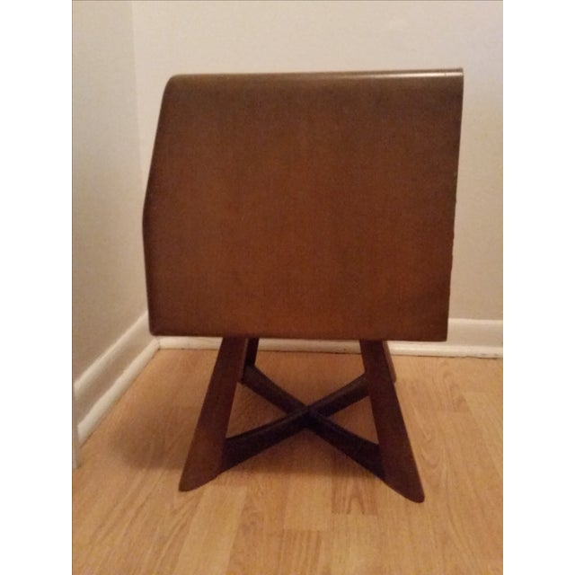 Heywood Wakefield Sculptura Nightstand - Image 3 of 10