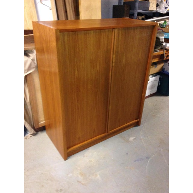 Scan Teak Rosewood Armoire - Image 2 of 11