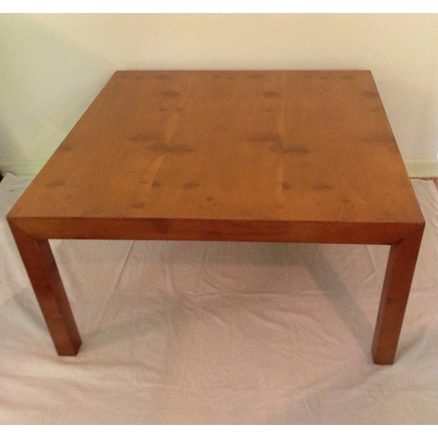 Mid-Century Modern Mid Century Modern Dunbar Coffee Table 1960s For Sale - Image 3 of 6