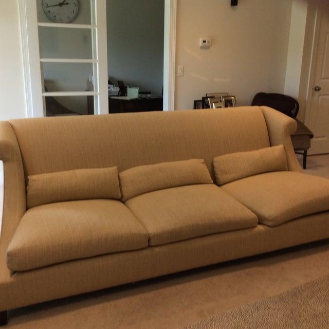 Cream Baker Villa Sofa - Image 5 of 7