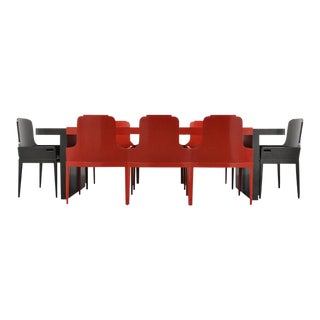 Jules Bouy Dining Suite