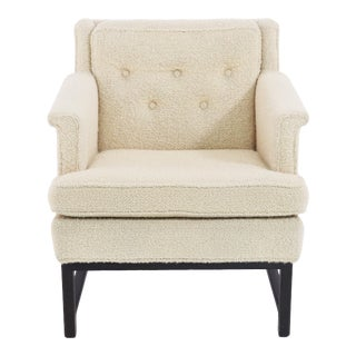 Vintage Mid Century Edward Wormley for Dunbar Lounge Chair For Sale