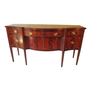 1940's Mahogany Sideboard by Schmeig and Kotzian For Sale