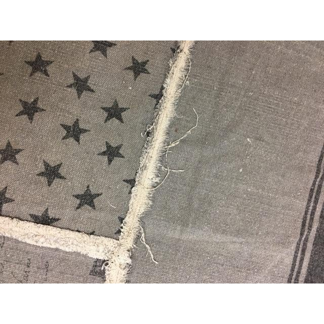 Grey Cotton Woven Rug - 6' X 8' - Image 8 of 8