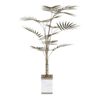Covet Paris Ivete Palmtree Floor Lamp For Sale