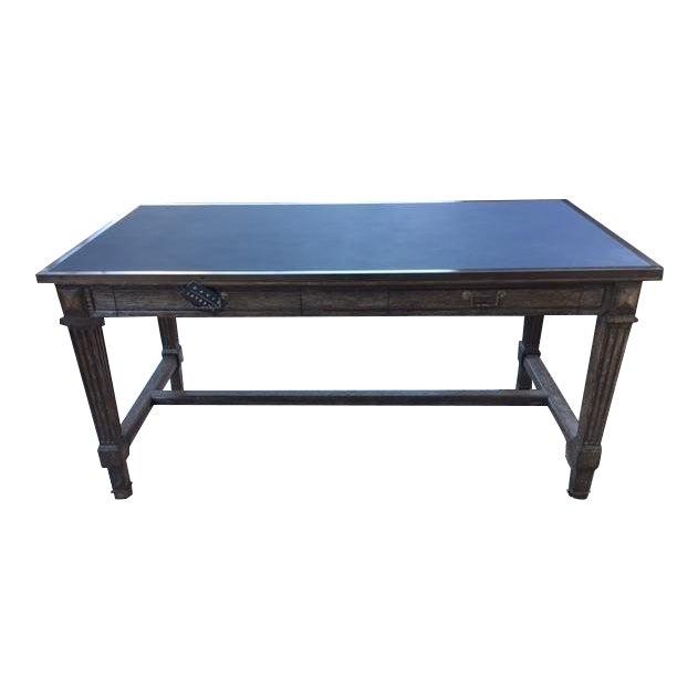 Rustic David Iatesta Coco Desk For Sale