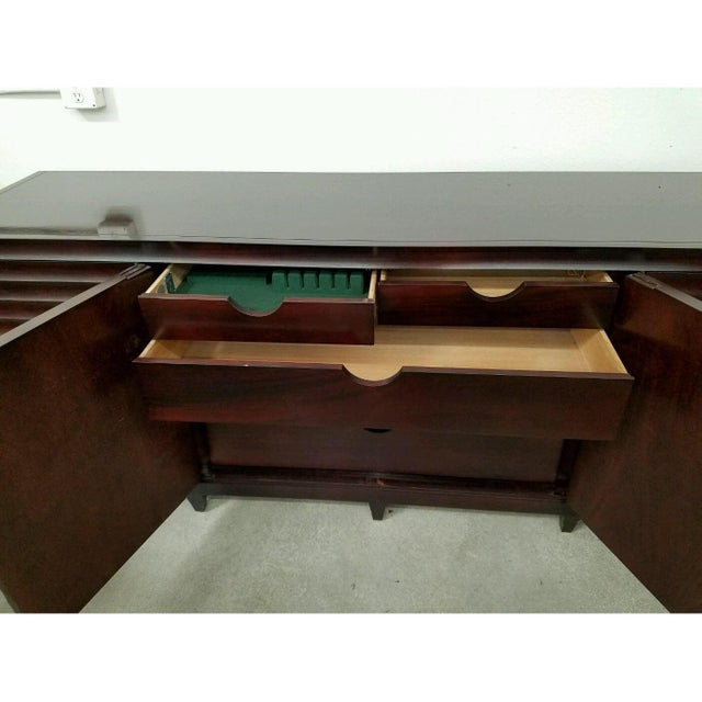 Barbara Barry Fluted Credenza - Image 4 of 7
