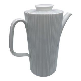 "Tapio Wirkkala for Rosenthal ""Variation"" Coffee Pot For Sale"