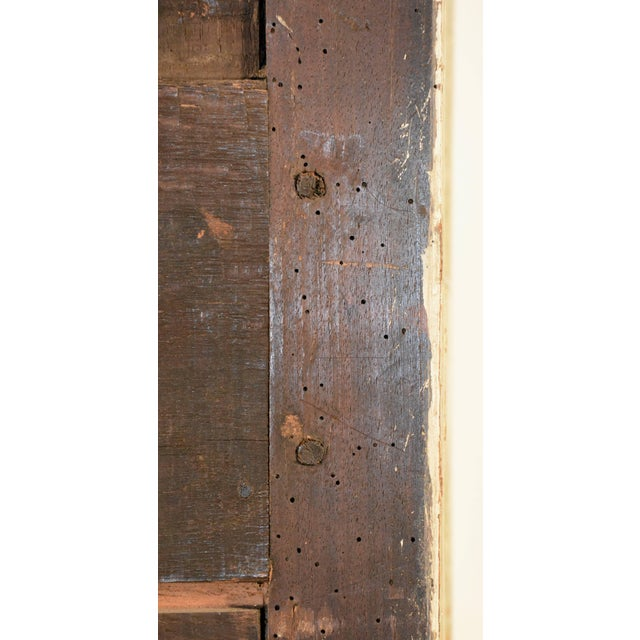 19th Century Country French Wire Front Cupboard For Sale - Image 10 of 11