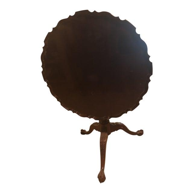 Historical Charleston Baker Tilt Top Table For Sale