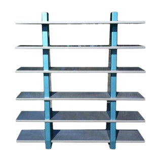 Iconic Shelving Unit by Gary Hutton For Sale