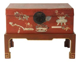 Image of Asian Antique Boxes