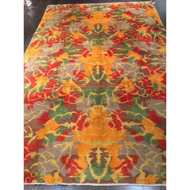 "Zeki Muran Turkish Rug - 6'6"" x 9'1"" - Image 3 of 11"