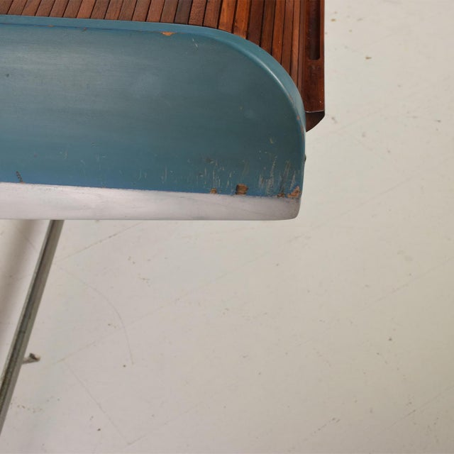 Rare Mid Century Modern Action Desk by George Nelson & Robert Propst Herman Miller For Sale In San Diego - Image 6 of 10
