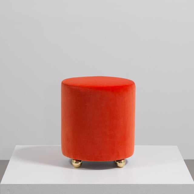 The Maud Stool by Talisman Bespoke Price includes 20% VAT which is removed for items shipped outside the EU.