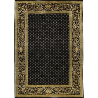"""Transitional Hand Woven Rug - 12'2"""" x 17'8"""""""