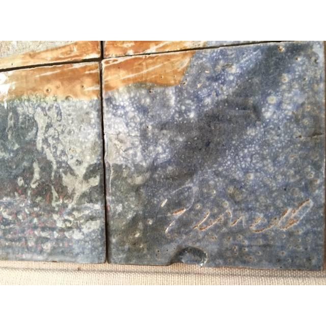 Vintage Tile Art by Ceramists AJ and Jack Ferrell - Image 3 of 4