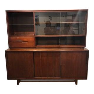 Vintage Cavalier Mid-Century Bar Cabinet