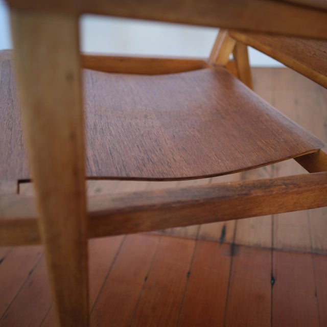 Axel Larsson Lounge Chair, Sweden, 1948 For Sale - Image 9 of 13