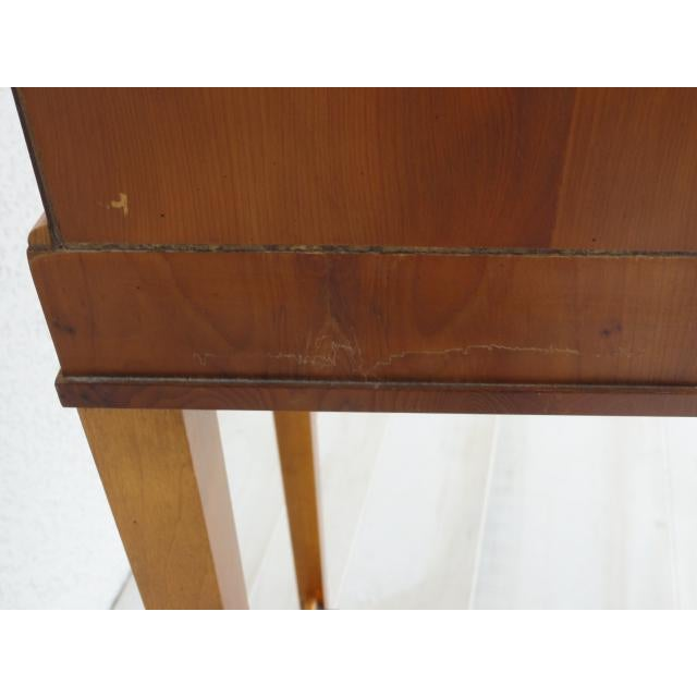 Baker Furniture Small Entryway Console Table Cabinet For Sale - Image 11 of 13