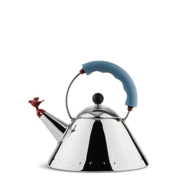 Mid-Century Modern 1990 Alessi Michael Graves Kettle For Sale - Image 3 of 5