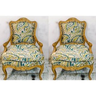 Pair of French Style Chairs Preview
