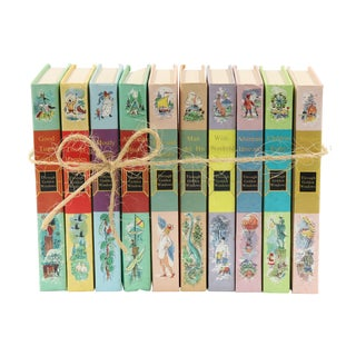 Through Golden Windows - Midcentury Childrens Book Bundle For Sale