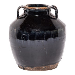 Chinese Glazed Soy Vessel For Sale