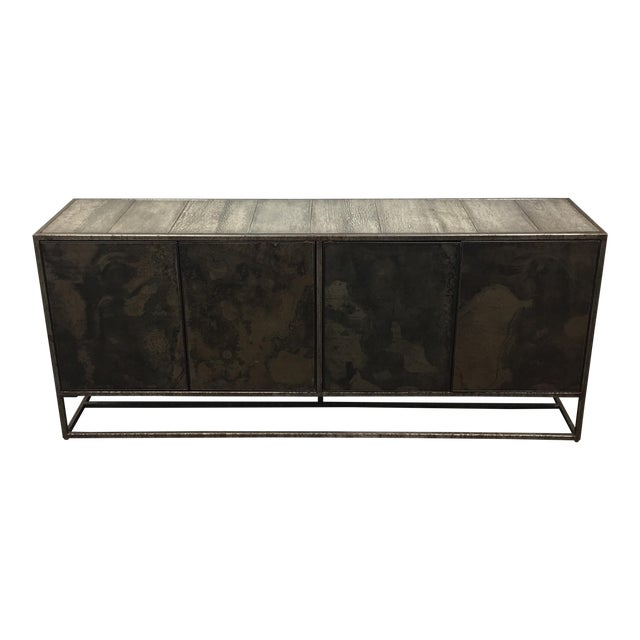 Four Hands Roman Contemporary Credenza - Image 1 of 9