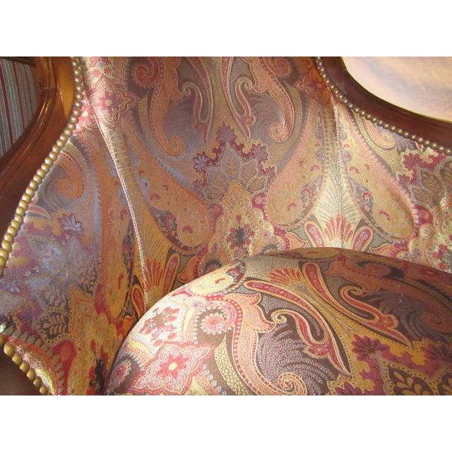 Regency Side Chairs - Pair - Image 4 of 6