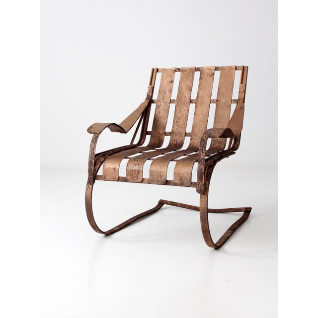 1950s Patio Chair For Sale - Image 10 of 10