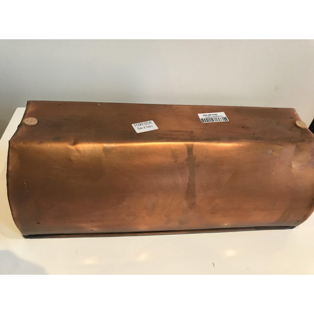 2000 - 2009 Turkish Copper Planter For Sale - Image 5 of 6
