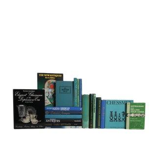 Antique Pleasures - Set of Twenty Decorative Books