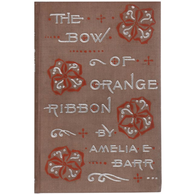 The Bow of Orange Ribbon For Sale