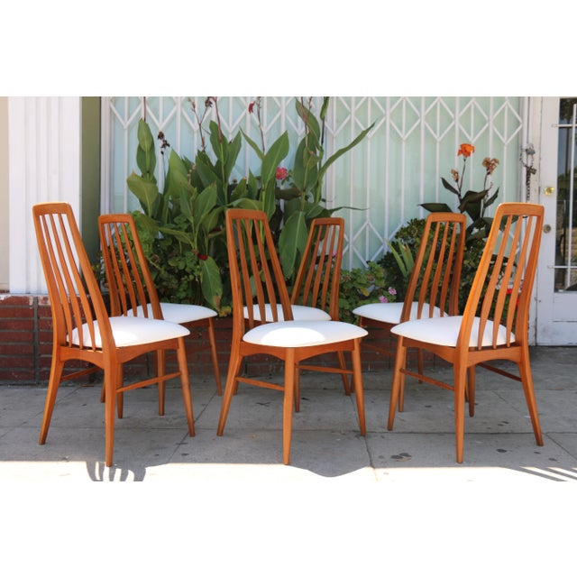 Set of 6 Koefoeds Hornslet Dining Chairs - Image 2 of 11